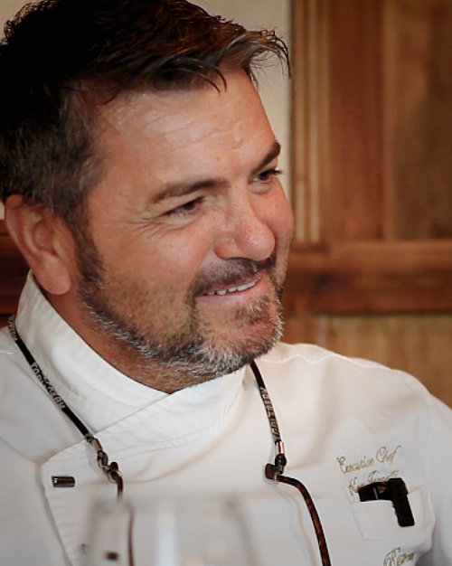Chef Gioacchino Iannelli
